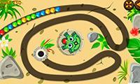 Zuma żaba